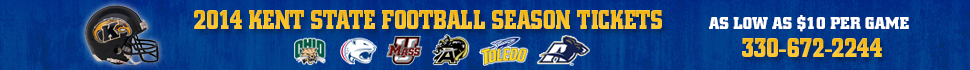 Football Ticket Banner Ad